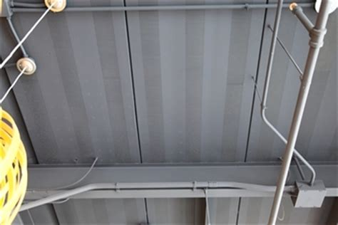 vulcraft deck design exle vulcraft verco introduces structural ceiling systems