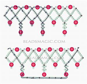 Free Pattern For Beaded Necklace Norma