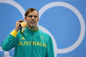 Rio Olympic gold medal winner Kyle Chalmers forced from ...