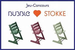 Stokke Tripp Trapp Farben : bubblemag pour parents curieux et cr atifs ~ Buech-reservation.com Haus und Dekorationen