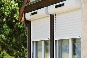 Volet Roulant Solaire Lapeyre : volets roulants solaires ~ Dailycaller-alerts.com Idées de Décoration