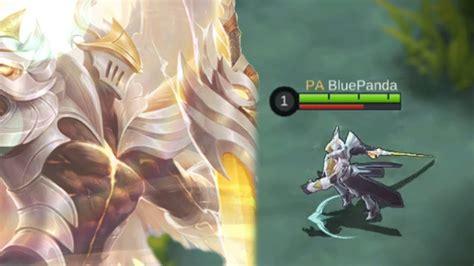 New Argus Skin Gameplay! Mobile Legends New Hero Light Of