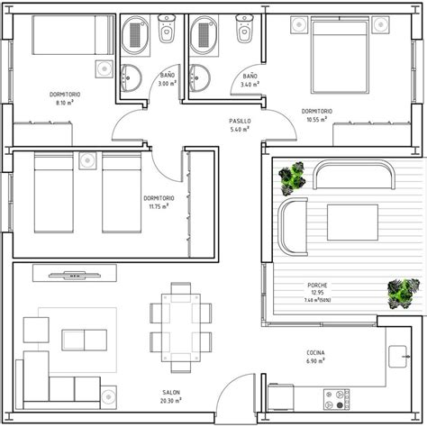 floor plans   square meter homes home plans