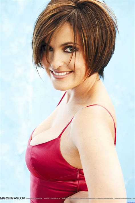 Mariska Hargitay New Hair Now