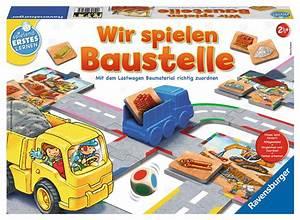Kindergeschirr Zum Spielen : ravensburger spielen und lernen wir spielen baustelle brettspiele jetzt online kaufen ~ Orissabook.com Haus und Dekorationen