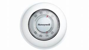 Honeywell Round Heat Only Non Programmable Manual