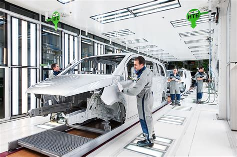 R10bn and the record production and exports from east london plant contributed to the overall jump in. New Mercedes-Benz V-Class Enters Production - autoevolution