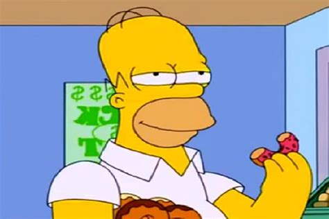 Homer Simpson Drooling Meme Bacon