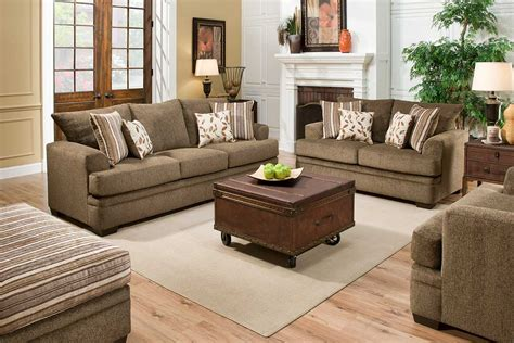 Sofa Sets Junglee by Cornell Cocoa Sofa Set The Furniture Shack Discount