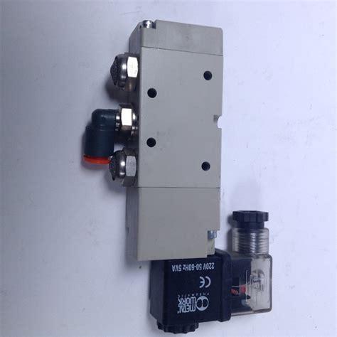 metal work  pneumatic valve ventil  nmp