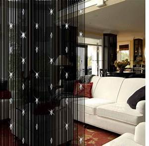Room Dividing Curtains - Home Design Ideas and Pictures