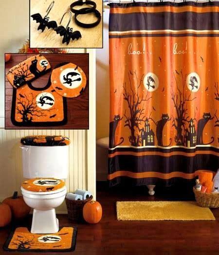 halloween bathroom set pictures   images
