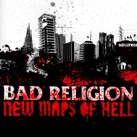 bad religion  maps  hell epitaph records