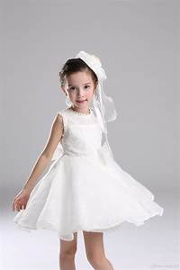 baby girl dress children wedding dress princess bridesmaid With childrens wedding dresses
