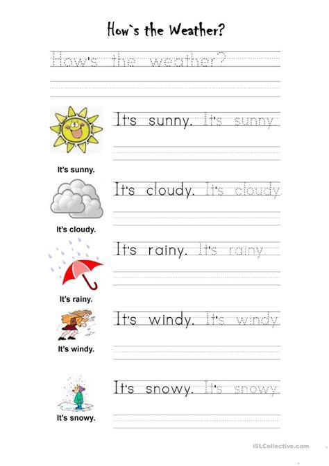 how 180 s the weather worksheet free esl printable
