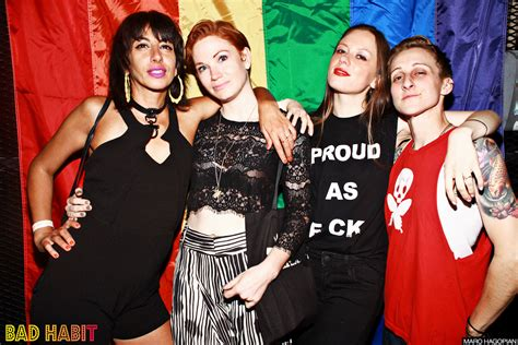 Lesbian Bars In Nyc For The Best Queer Parties And Dancing