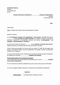 Demande De Pret Caf : application letter sample modele de lettre de demande d 39 un pret ~ Gottalentnigeria.com Avis de Voitures