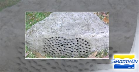 custom foam hollow rocks  outdoor speakers