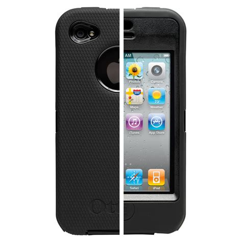 otterbox for iphone 4 otterbox defender series for iphone 4 promises ruggedness