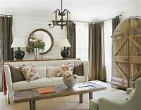 rustic chic decor 55 Airy And Cozy Rustic Living Room Designs | DigsDigs