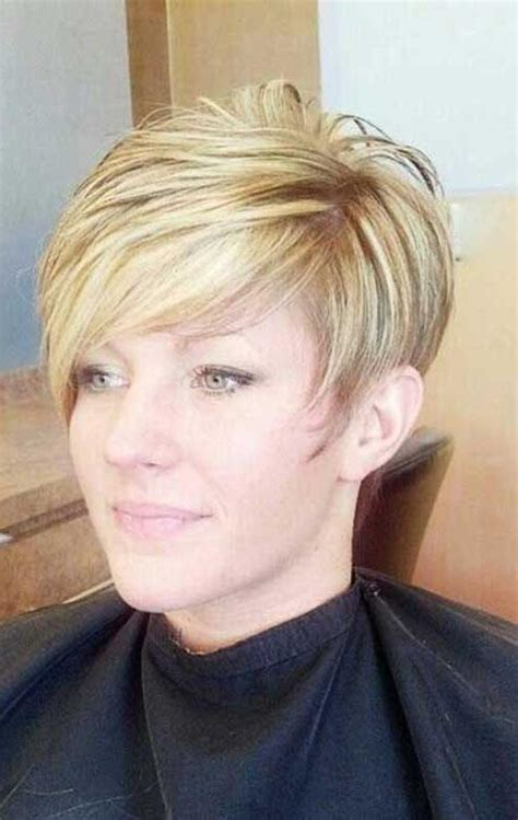 2020 Latest Short Hairstyles For Women 50