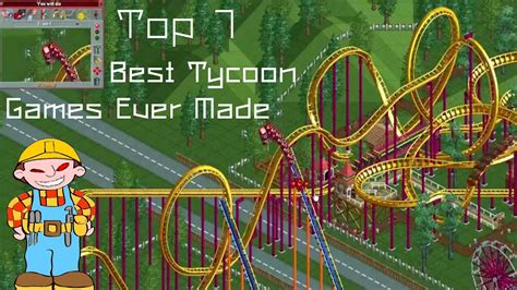 Best Tycoon Top 7 Best Tycoon Made