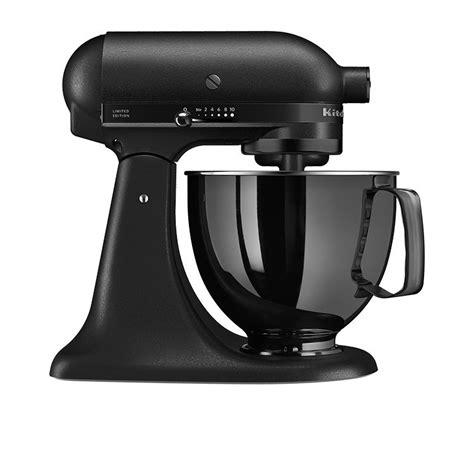 kitchenaid ksm stand mixer limited edition black tie