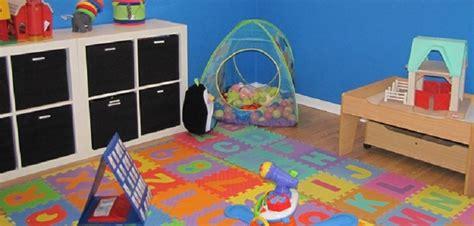 bricolage chambre création d 39 une salle de jeux conseils