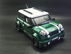 Lego Mini Cooper : mod mini cooper jcw lego creation lego wheels lego ~ Melissatoandfro.com Idées de Décoration