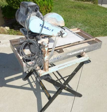 target tile saw target tilematic espotted