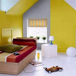 pour etre tendance optez pour une deco jaune With peindre un pan de mur en couleur 13 design peindre un mur rose dans son appart