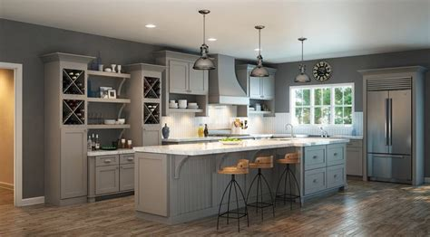 Waypoint White Kitchen Cabinets by Waypoint Living Spaces Style 650 In Painted