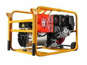 Ph08024000  U2013 6 800w Generator With Ws4g  U0026 W U0026h Frame