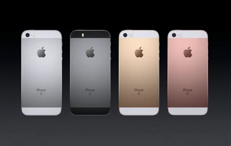 new iphone 4 here s apple s brand new smaller 4 inch iphone se
