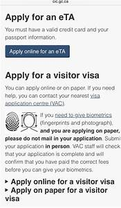 visitor visa for canada driverlayer search engine With apply for us passport in canada