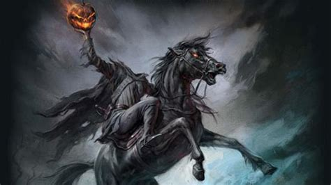 book review  headless horseman  sleepy hollow