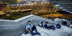 Hong Kong 'Umbrella Revolution' Protest Pictures Show The ...