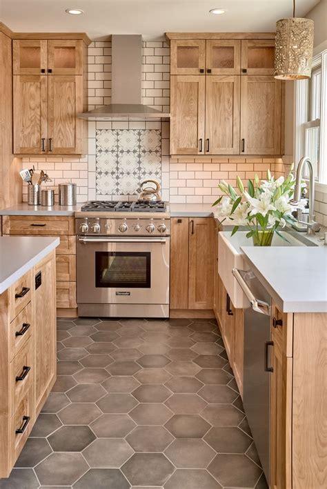 Permalink to Oak Craftsman Kitchen Cabinets