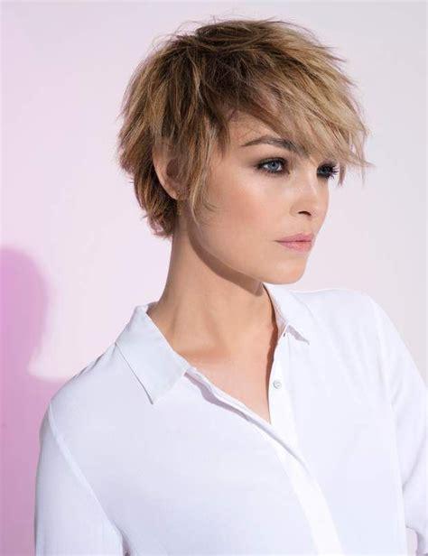 coupe de cheveux les tendances de lautomnehiver