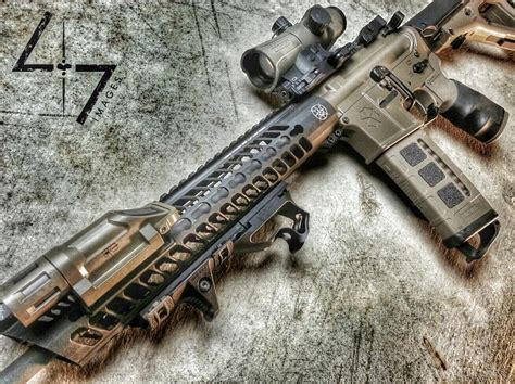 keymod rail ar 556 evolution tactical series rifle pistol weapons accessories m4 rifles firearms carbine assault sling