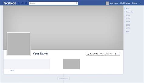 Fakebook Template 8 Best Images Of Blank Template Fill In