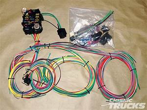 Aftermarket Wiring Harness Install