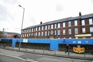 Alder Hey demolition underway as housing plans SCRAPPED ...