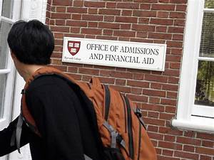 former ivy league admissions dean reveals why highly With harvard college admissions