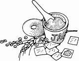 Crackers Kekse Transparent Marmelade Jelly صوره Marmellata تلوين مربي Twain Disegno I2clipart Alimenti 59kb Lineart 4vector 下载 04de sketch template