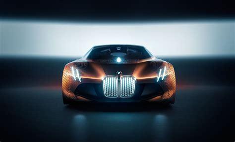 Bmw Vision Next 100 Explored, Car