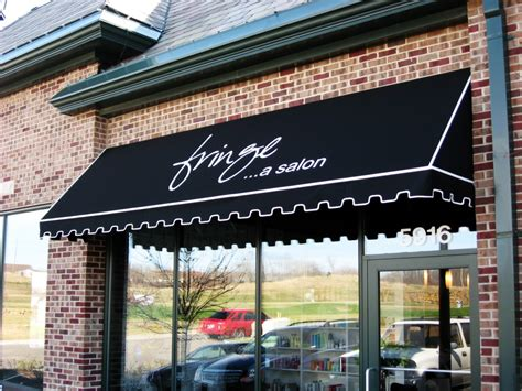 commercial awnings kansas city tent awning fringe salon commercial awnings kansas city