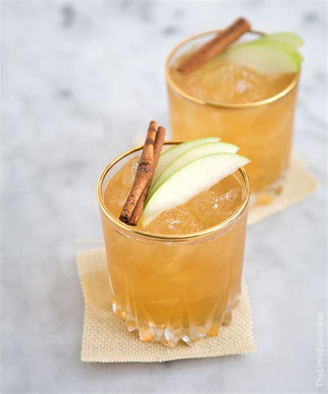 apple pie moonshine cocktail   epicurean