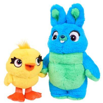 toy story  friendship plush ducky  bunny