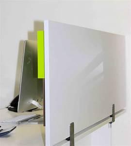Cloison Acoustique Bureau : cloison acoustique damier 3d sur bureau ~ Premium-room.com Idées de Décoration